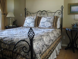 Suite Bedroom with Queen Bed