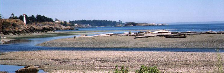 Royal Roads Bed and Breakfast on Esquimalt Lagoon, Victoria
